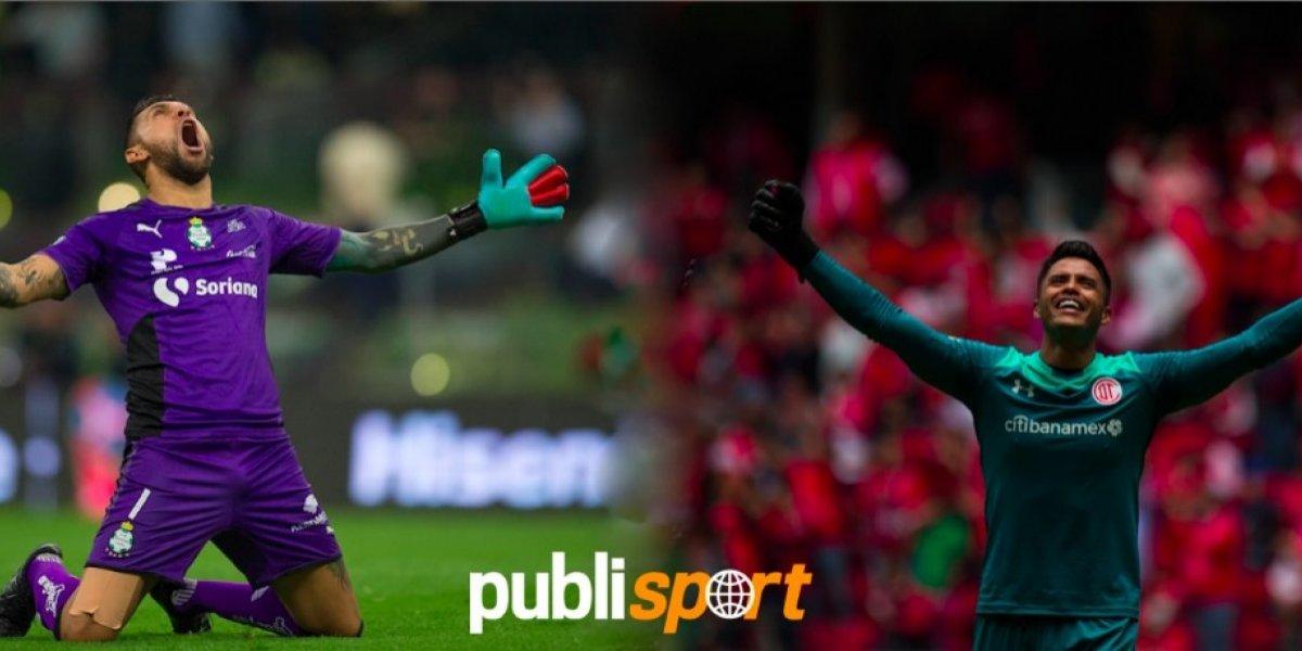 Santos vs. Toluca, ¿dónde y a qué hora ver la Final de ida?
