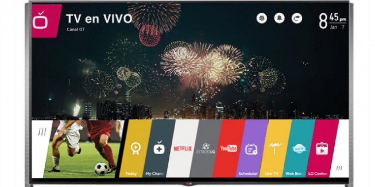 Gobierno compró un televisor de $8 millones para Cerro Castillo — Nueva polémica