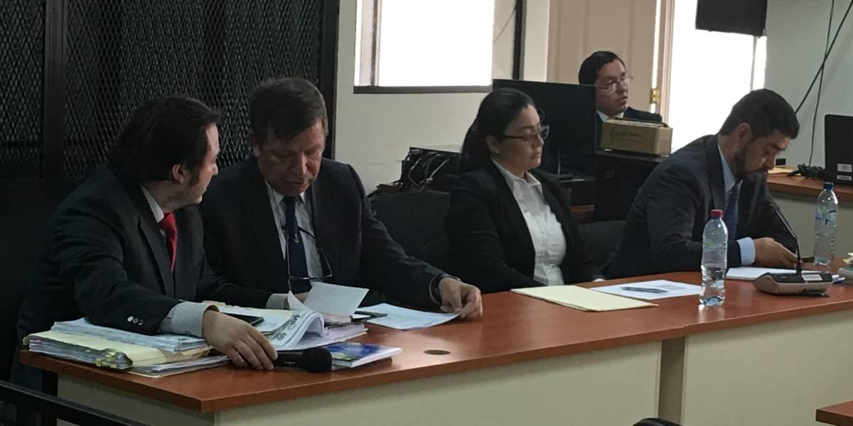 """Se reabre proceso en contra de vinculados al caso """"Lago de Amatitlán"""""""