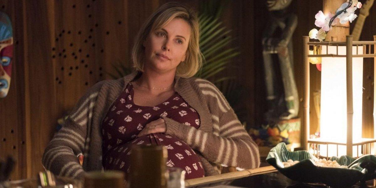 """Charlize Theron muestra los retos de una madre en """"Tully"""""""