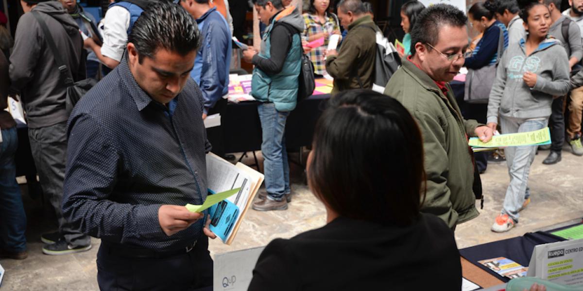 México, en el top de la OCDE para encontrar trabajo