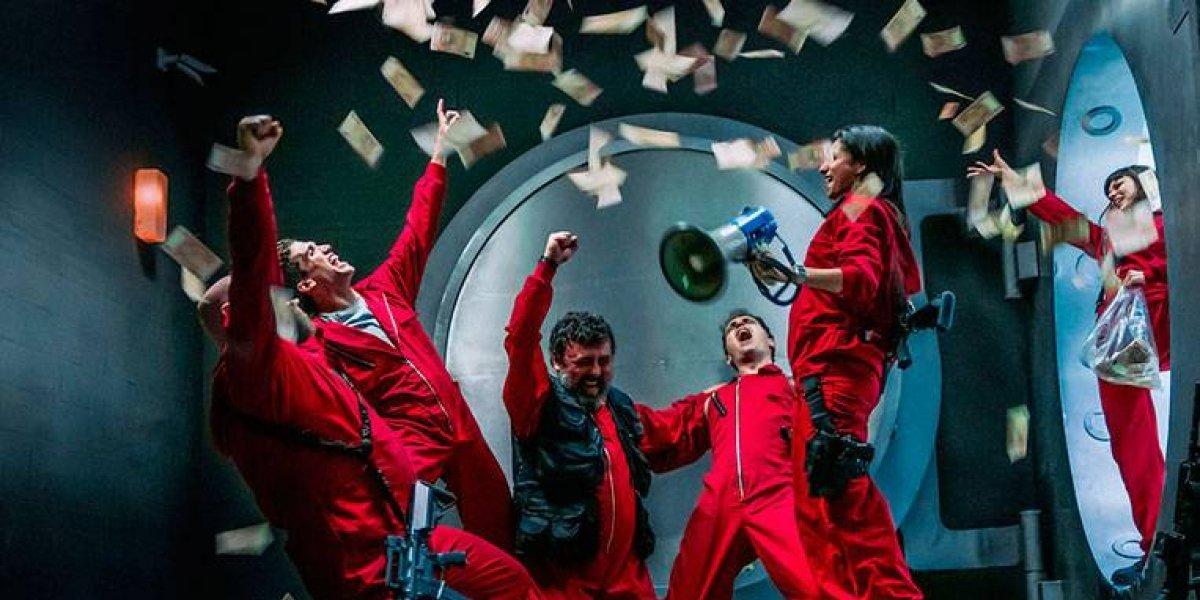 La Casa de Papel: elenco da série responde o que faria com 2.400 milhões de euros