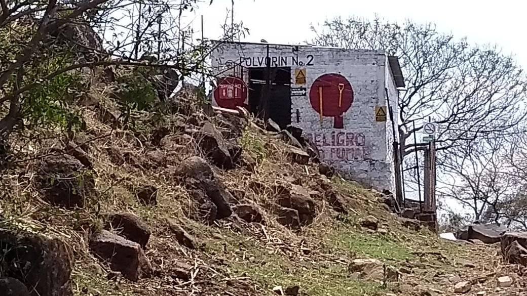 Explosión en polvorín de Atotonilco deja tres heridos.