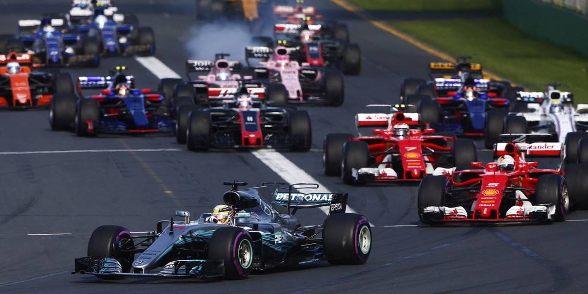 Codemasters anuncia F1 2018 para PS4, Xbox One y PC