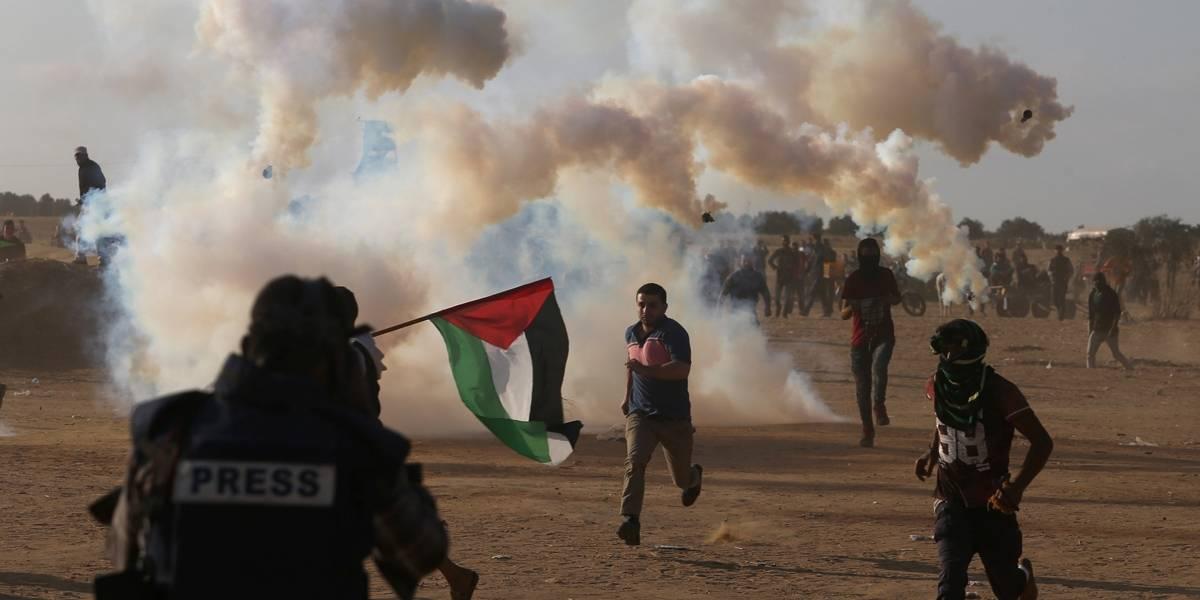 Mais de 400 feridos no segundo dia de escalada de violência em Gaza