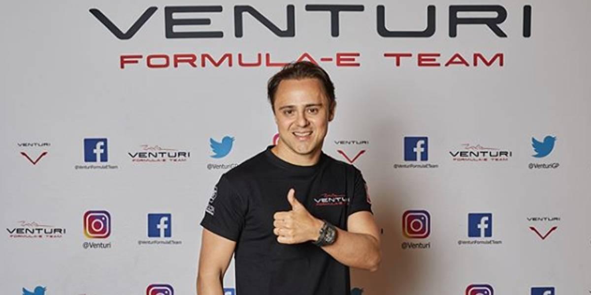 Felipe Massa confirma ida para Fórmula E: 'Nova fase da minha carreira'