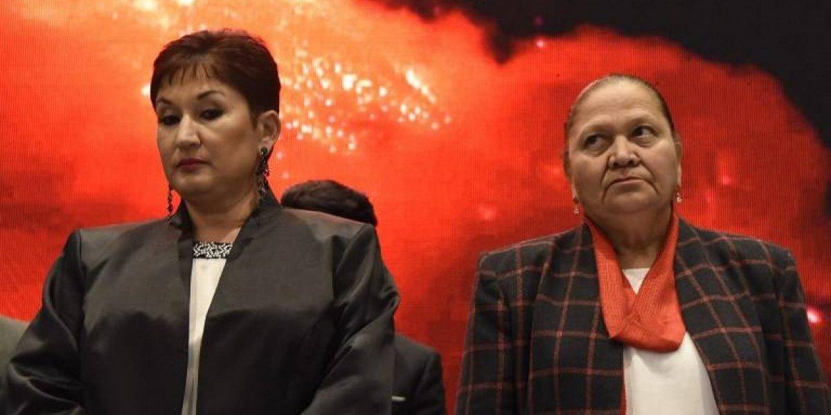 Consuelo Porras confirma orden de captura internacional contra Thelma Aldana