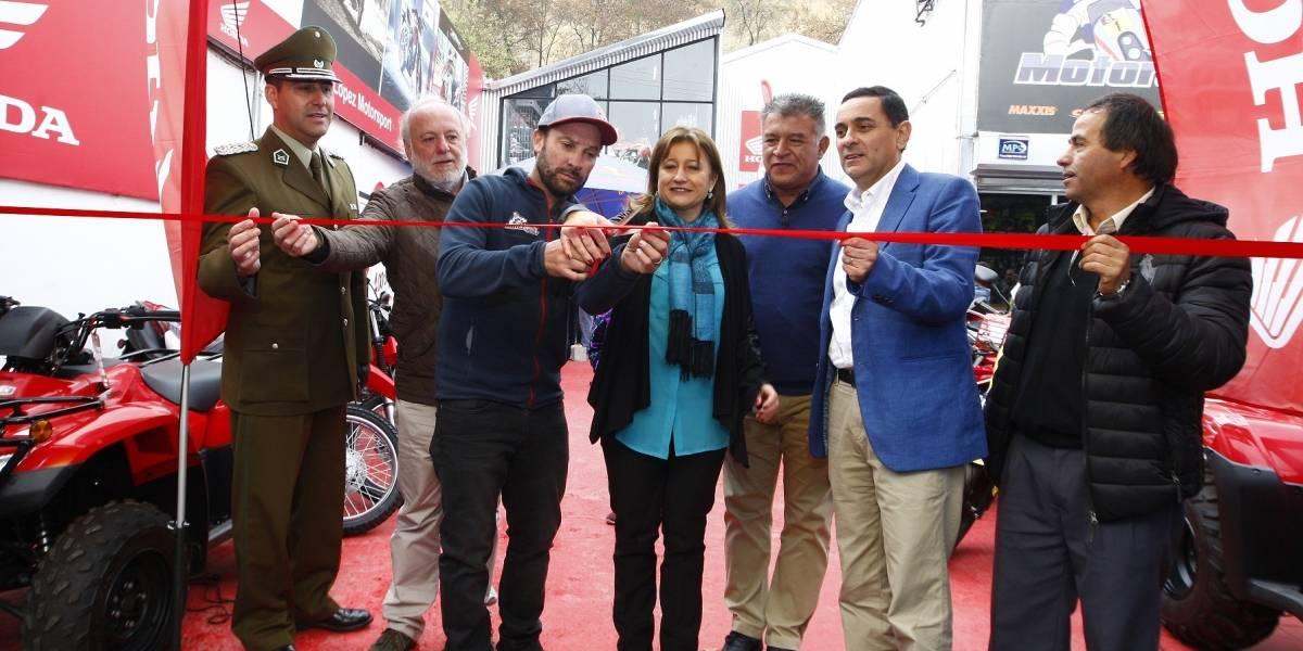 """Con nueva tienda de """"Chaleco"""" comienza el invierno en Curicó"""