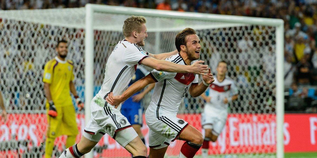 Alemania presentó su prenómina para el Mundial sin el héroe de Brasil 2014
