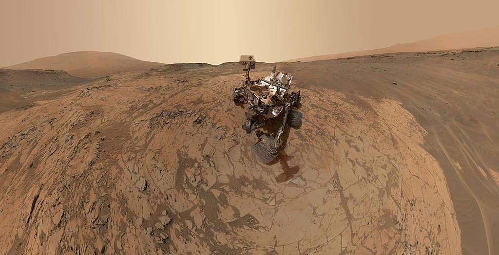 El rover Curiosity de la NASA realiza nuevos descubrimientos sobre el agua en Marte
