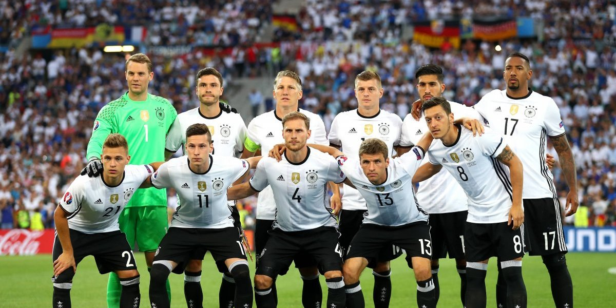Joachim Low entregó lista para el Mundial — Alemania
