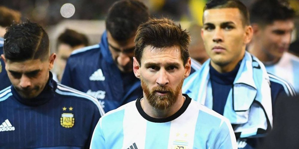 Messi no ve a Argentina como favorita en Rusia 2018