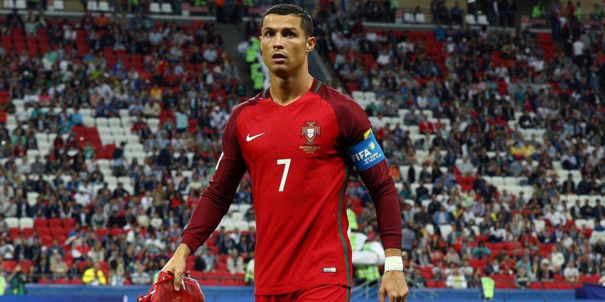 Cristiano comanda sobrepoblada prenómina de Portugal para Rusia 2018