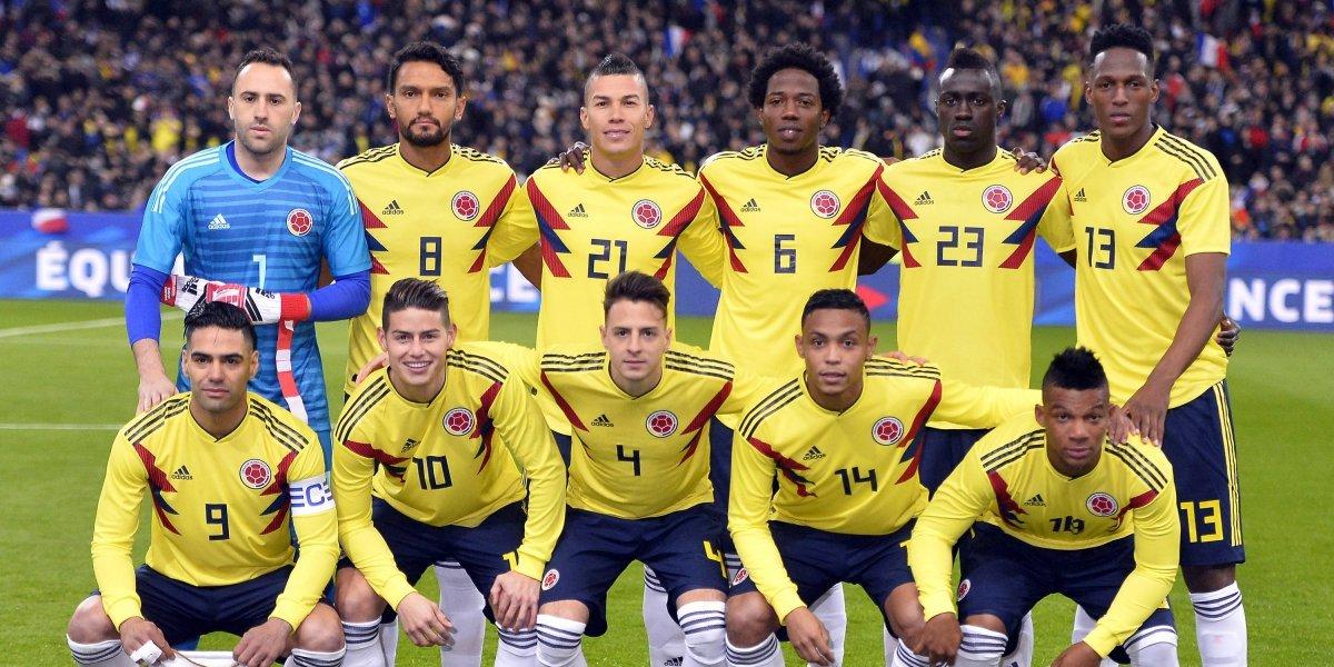 Se filtró la posible lista definitiva de la Selección Colombia para Rusia 2018