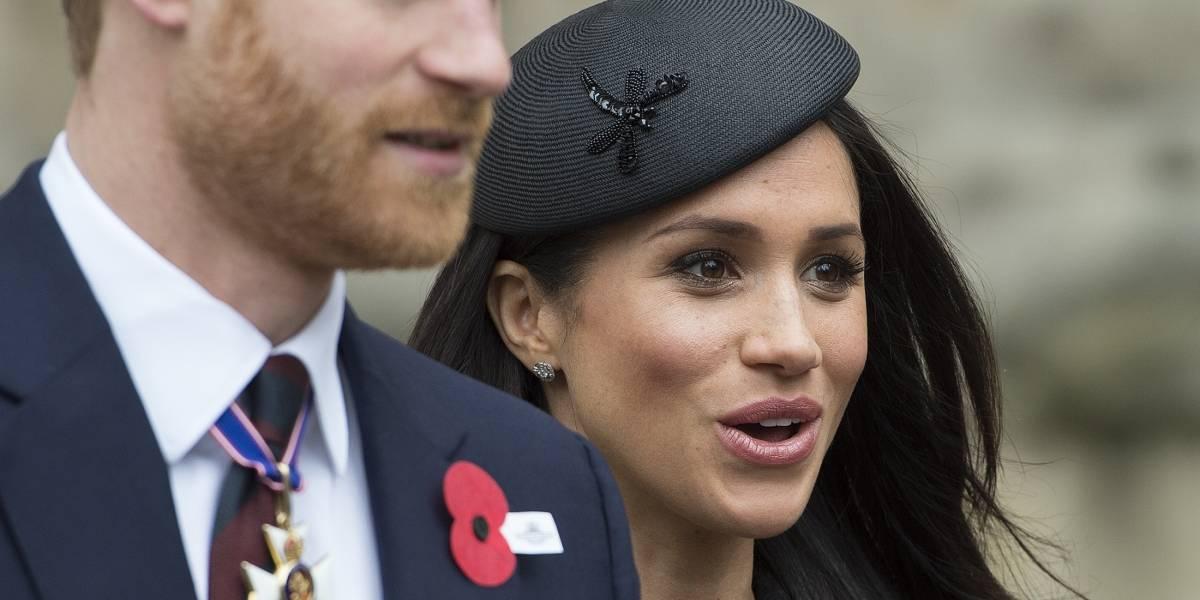 Meghan Markle le quita el trono a la Princesa Diana en reproducciones de YouTube en la previa de la Boda Real