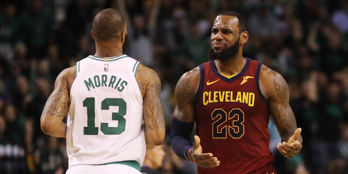 Los Cavaliers sopesan cambios para el segundo juego contra los Celtics