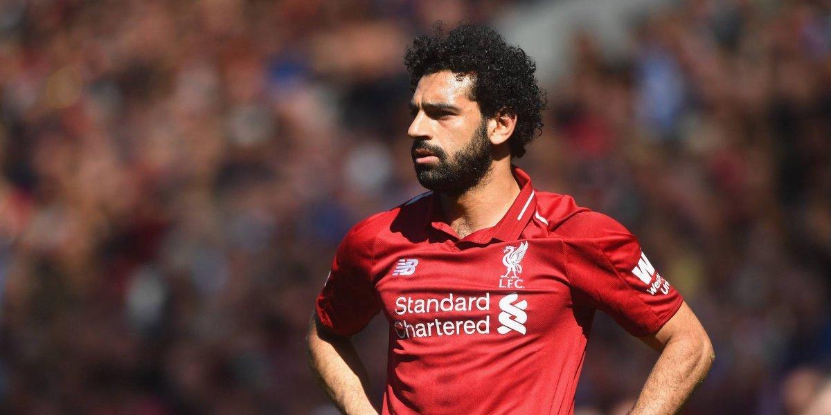 ¿Mohamed Salah a Cruz Azul?