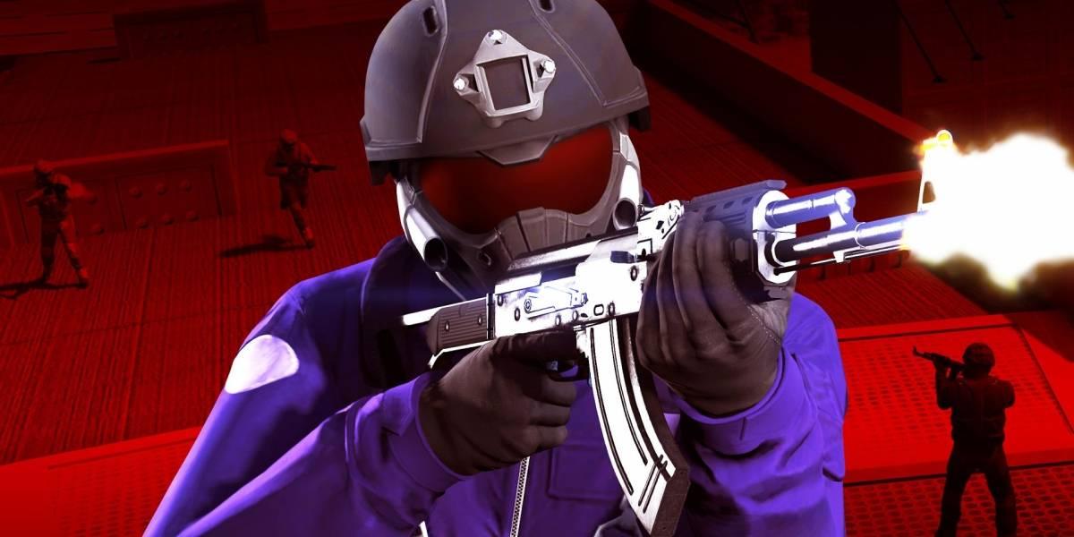 GTA Online recibe un nuevo modo estilo Battle Royale