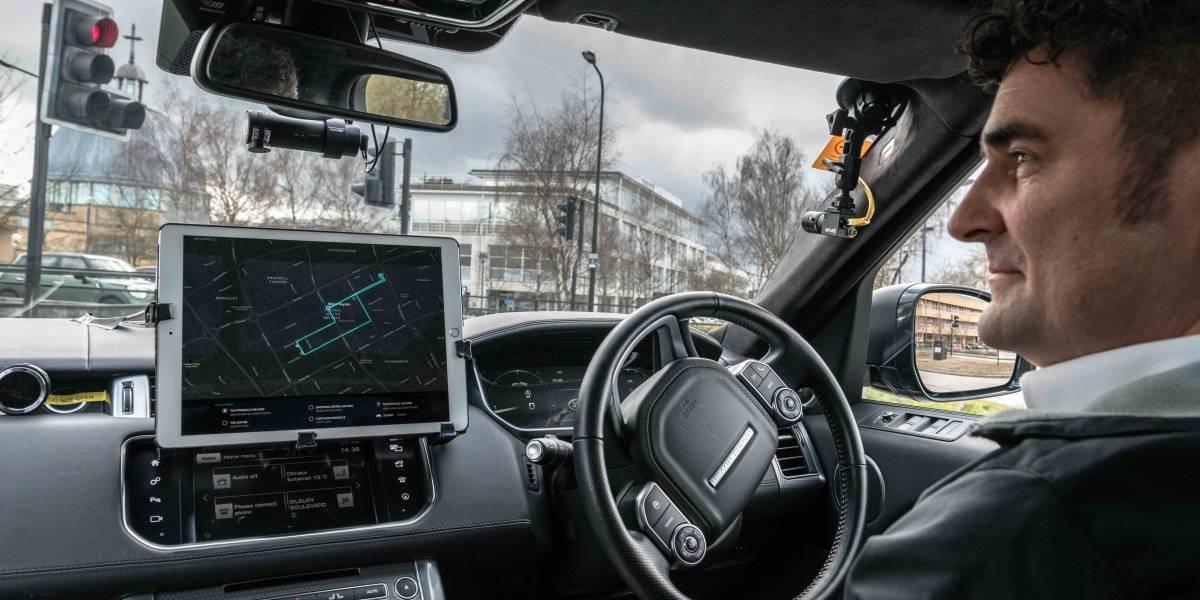 Autoplex, el proyecto de Jaguar Land Rover que busca vehículos autónomos entretenidos