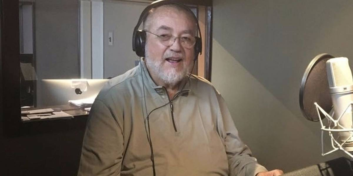 Falleció José Lavat, reconocido actor de doblaje que fue el narrador de Dragon Ball
