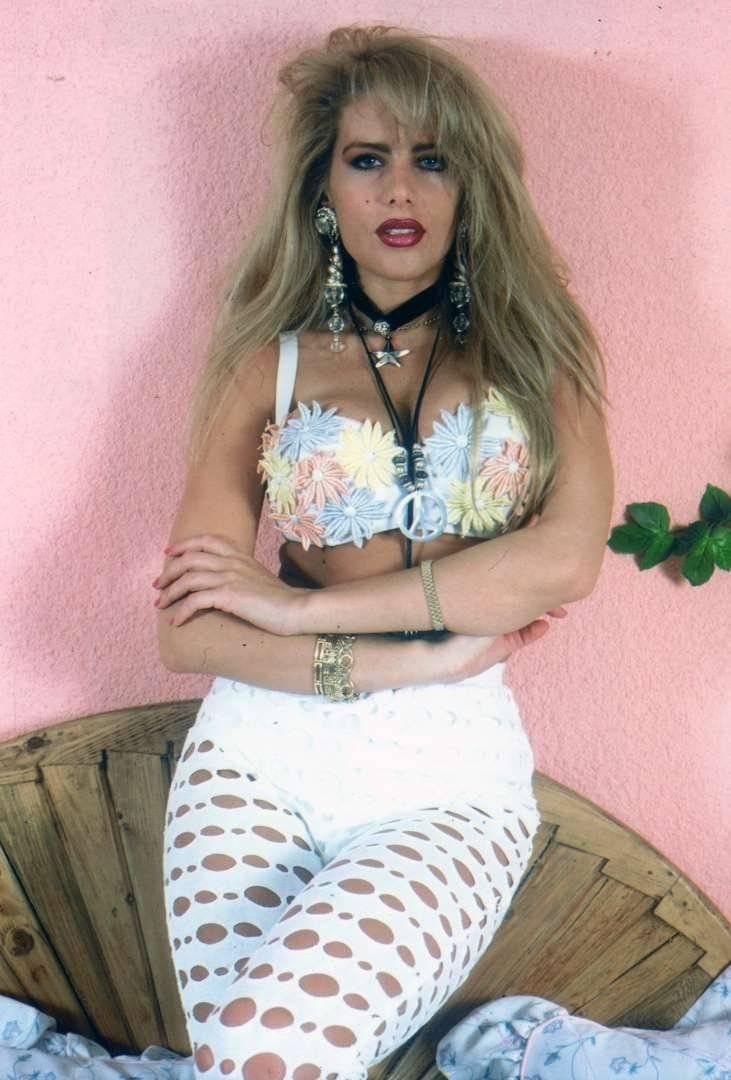 "Lorena Herrera en ""Muchachitas"""