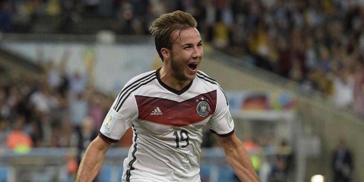 Selección de Alemania incluye a Neuer y deja fuera del Mundial a Götze