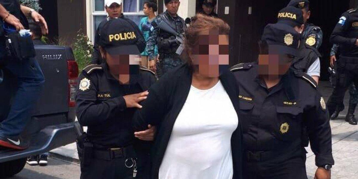 Supuesta líder de tráfico de personas pretendía legalizarse en Guatemala