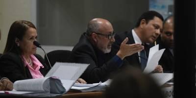 Moisés Galindo pide separar a jueza