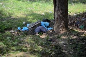 localizan cadáver de mujer en zona 18