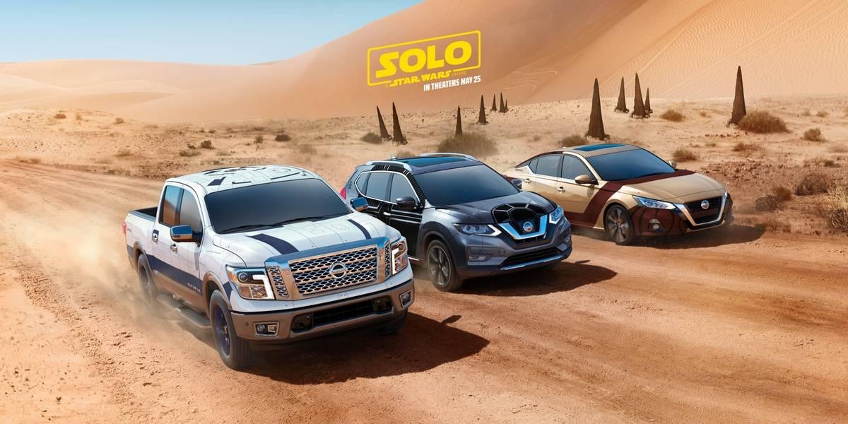 El Día de Star Wars Nissan lo celebra con una campaña de marketing