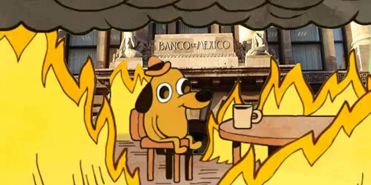 México: Con memes y triste humor respondieron las redes ante el hackeo a la banca mexicana