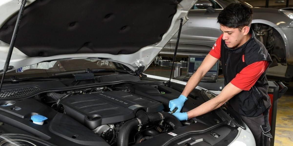Porsche mejora su servicio a clientes con Pit Lane Service