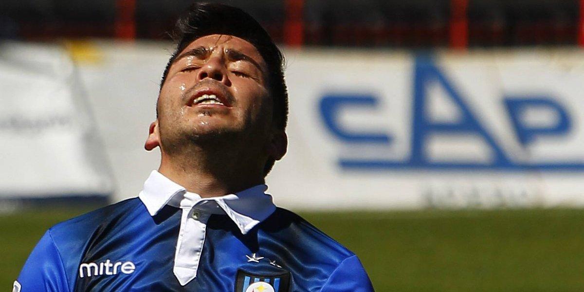 El fútbol chileno abraza a César Valenzuela tras el triste fallecimiento de su pequeño hijo