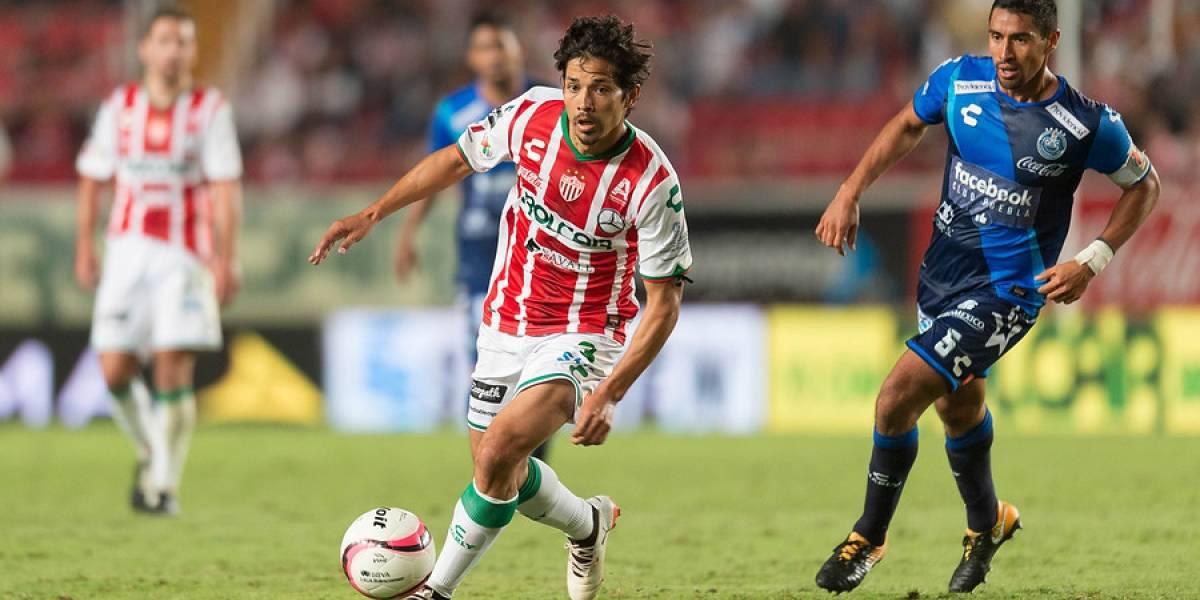 Se acabó la ilusión para Colo Colo: Necaxa confirma renovación de Matías Fernández
