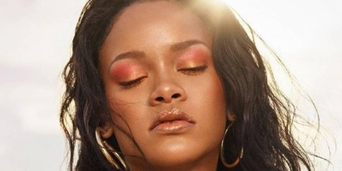 Novidades na linha de maquiagem da cantora Rihanna