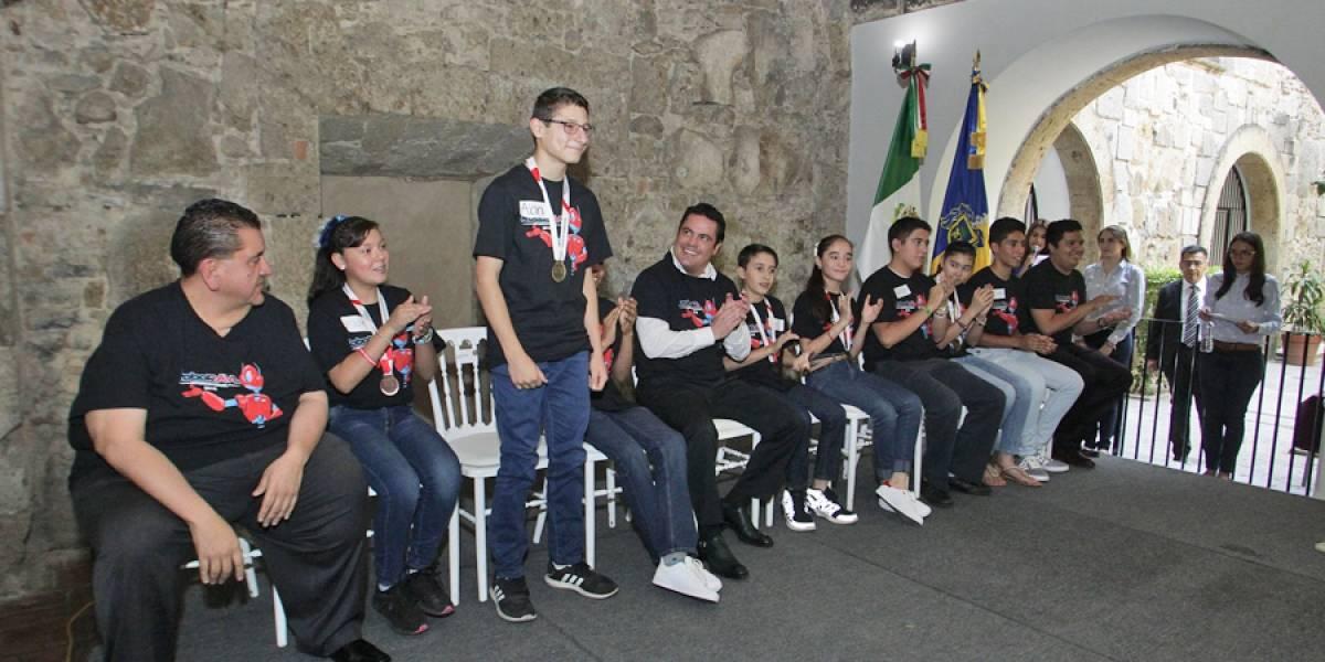 Jalisco será sede del principal evento de robótica del mundo en 2021
