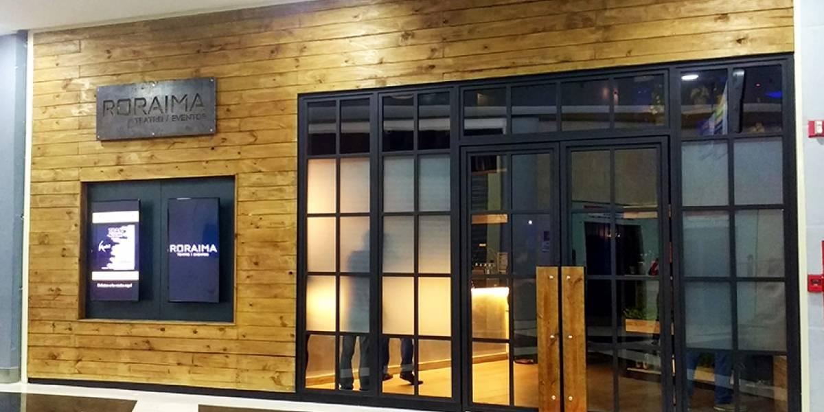 Roraima, nuevo espacio teatral en Sambil