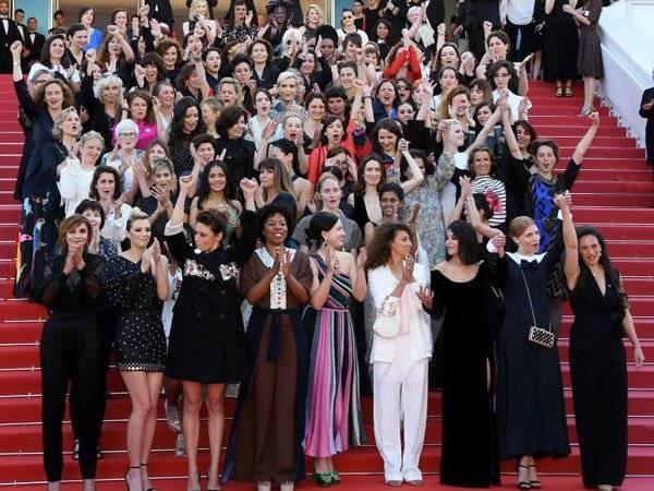 Salma Hayek MeToo Cannes