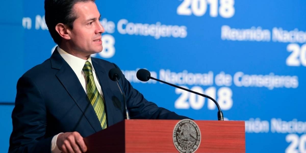 Peña Nieto externa apoyo a familiares de mexicanos fallecidos en Cuba