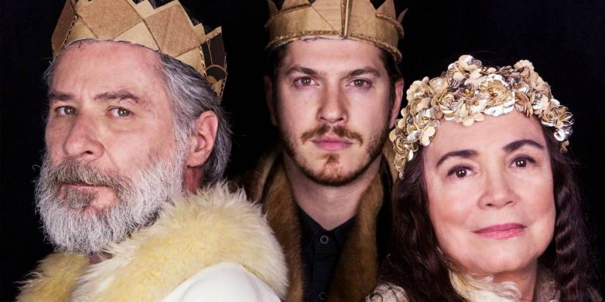 Peça inglesa Leão de Inverno estreia com diálogos afiados e ainda atuais
