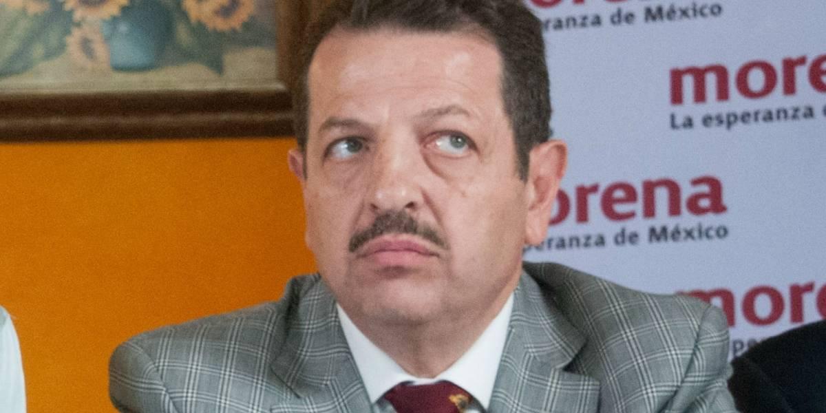 Fadlala Akabani, candidato de Morena a Benito Juárez fue denunciado penalmente