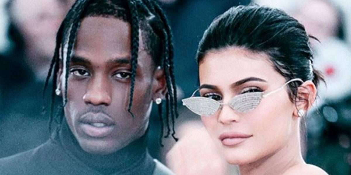 Em apenas duas palavras, Kylie Jenner nega boatos sobre paternidade da filha