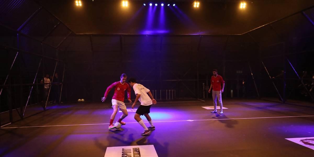 Brasil recebe 1º Mundialito de Street Soccer