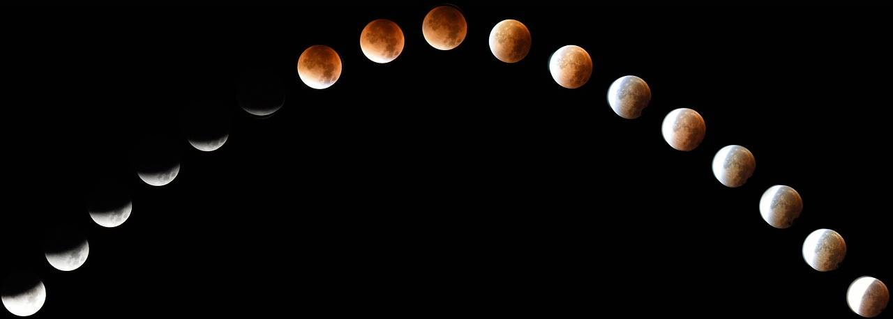 Pronto sucederá el eclipse lunar más largo en lo que va del siglo