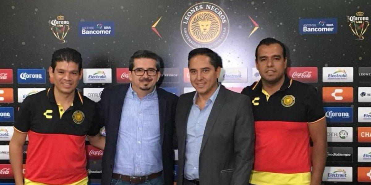 Leones Negros organizarán su primer congreso de futbol