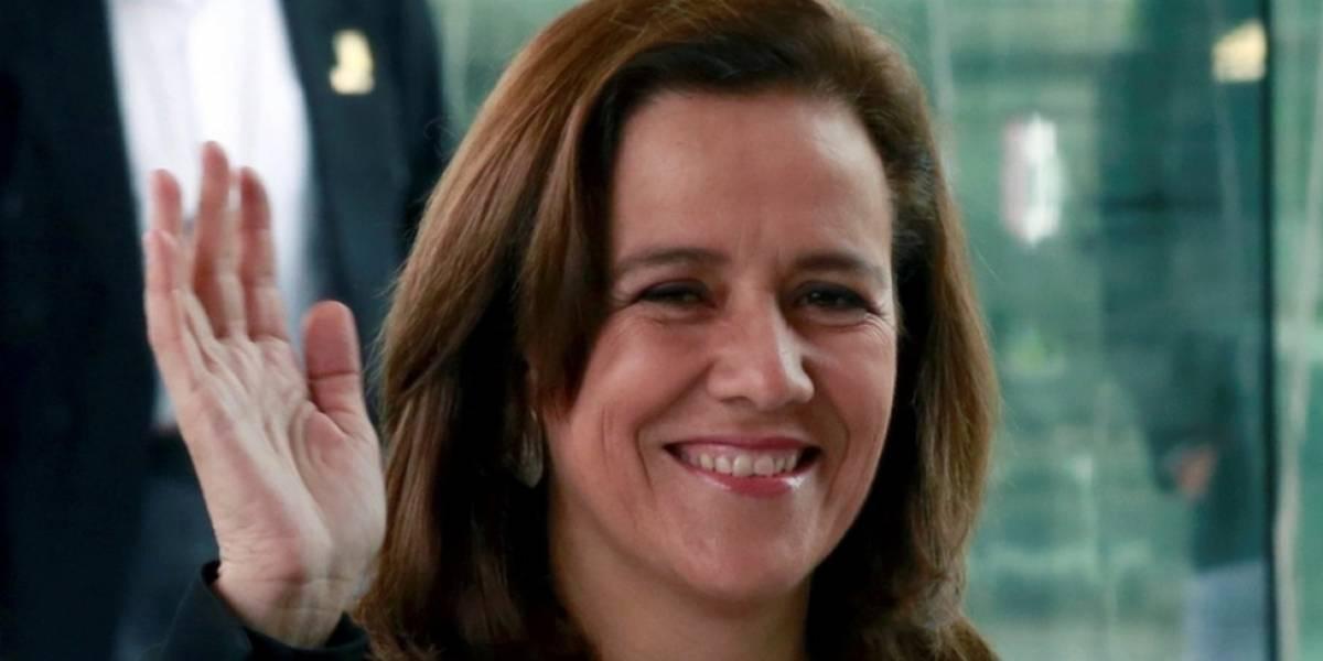 Elecciones México: la independiente Margarita Zavala se retira de la contienda