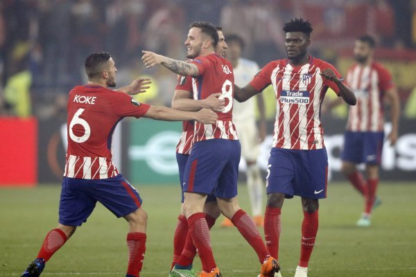 Goles del Atlético Madrid vs Marsella hoy final Europa League