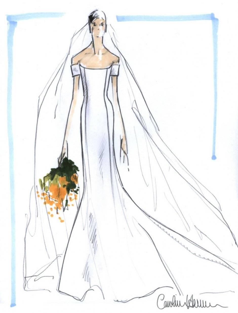 Simples e chique foi o estilo proposto por Wes Gordon, da Carolina Herrera Divulgação/WWD