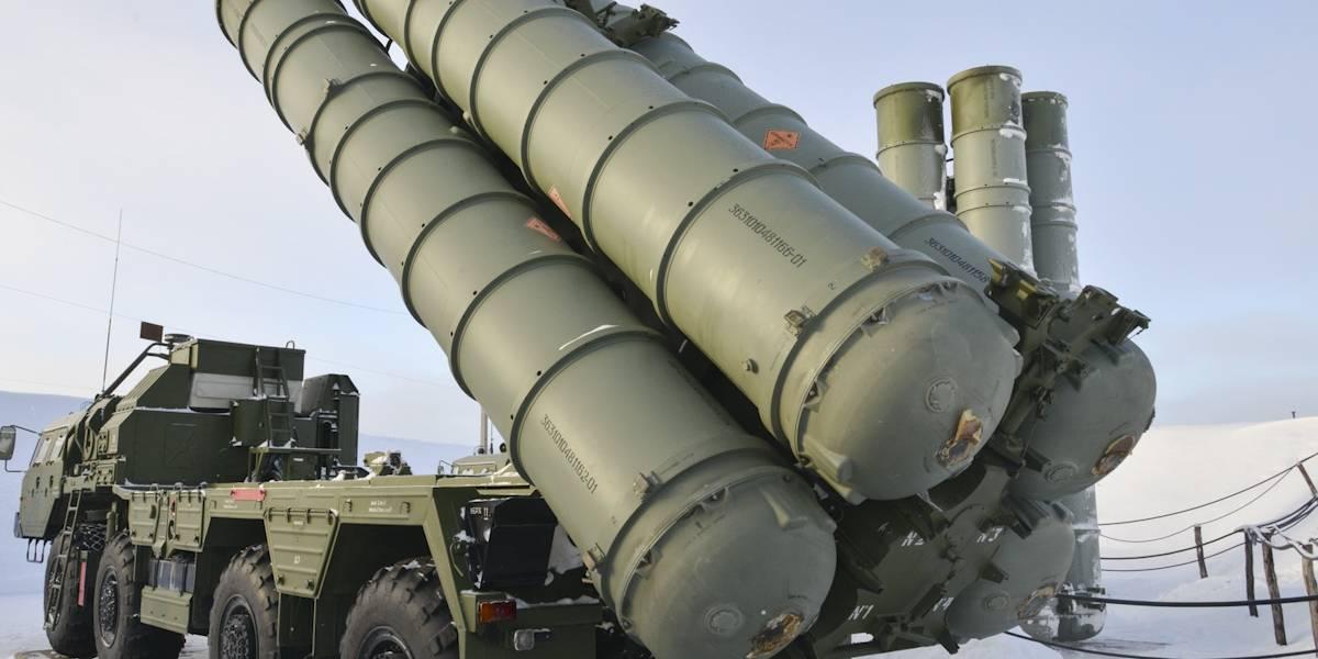 """""""El mata extraterrestes S-500 Prometeo"""", el arma que Putin asegura que puede impactar objetivos en el espacio"""
