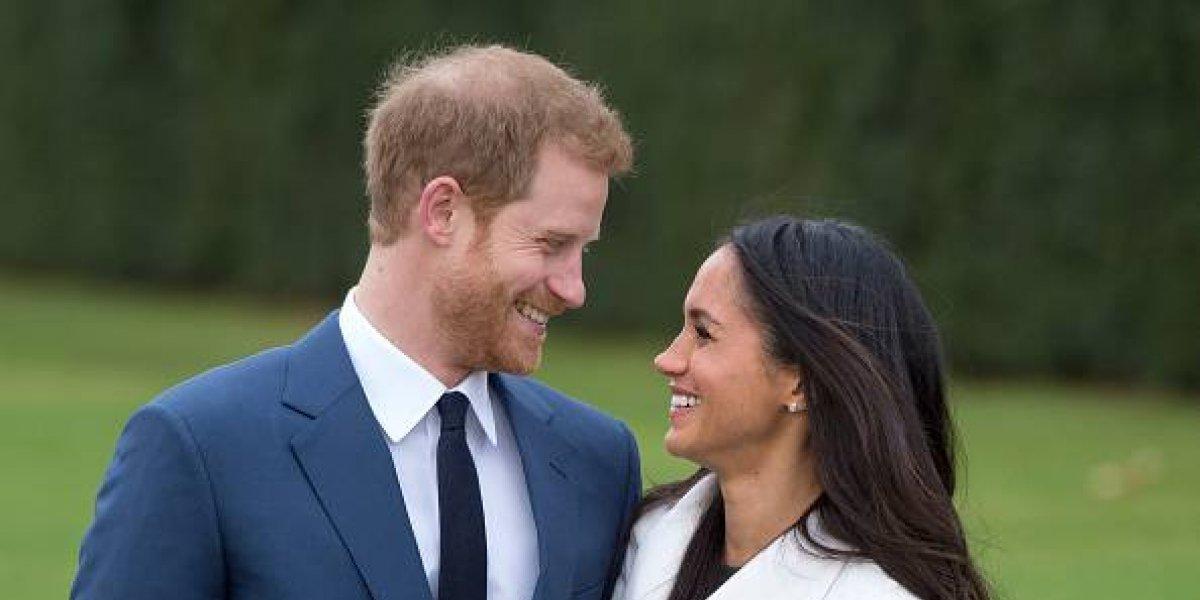 El príncipe Harry y Meghan Markle lanzan su primera tarjeta de Navidad